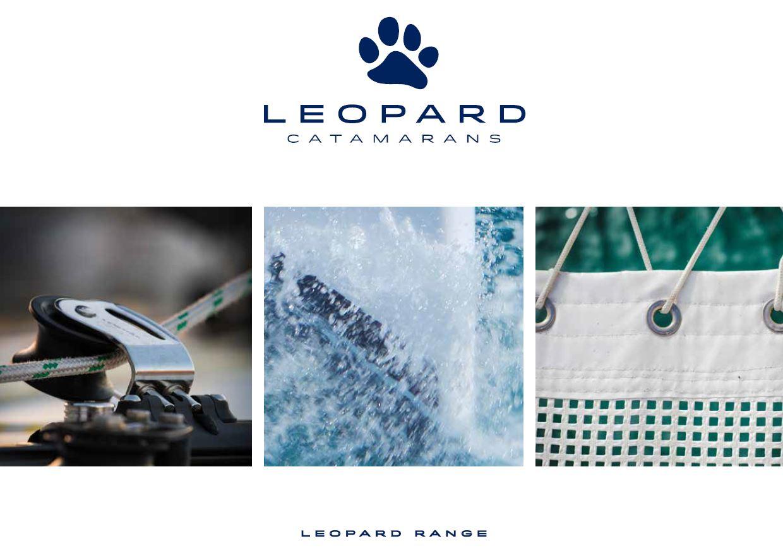 view brochures online leopard catamarans uk